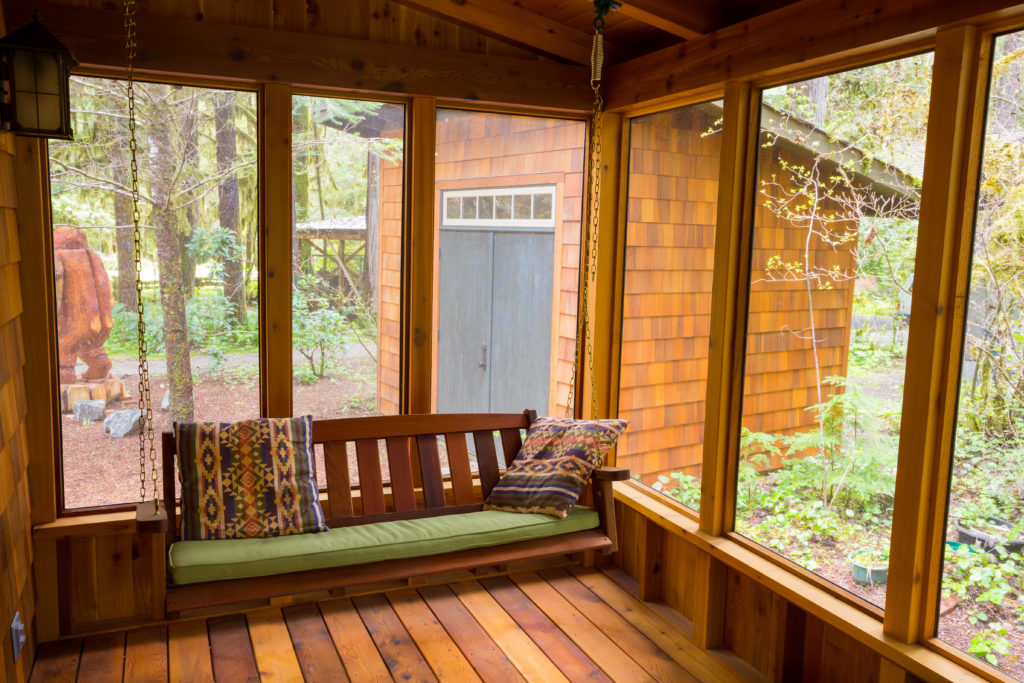 Convert a Deck into a Sunroom
