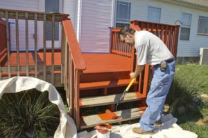 Deck Your Refinish
