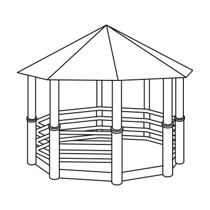 backyard gazebo, gazebo design