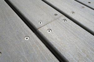 composite decking problems. trex deck. vinyl decking