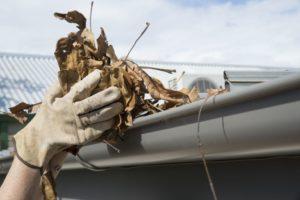 honey do checklist. home maintenance. gutter cleaning