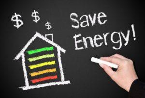 metal roof. energy efficiency of metal roofing