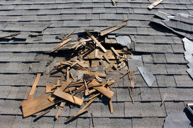 new roof, replace roof, how to tell when it's time to get a new roof