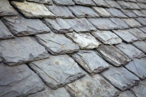 roofing material. slate roof shingles