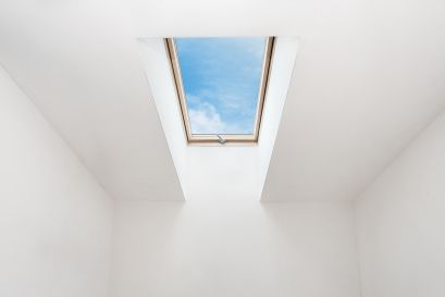 skylight, natural sunlight, install skylight