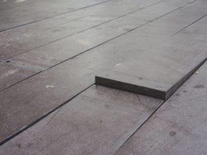 Baltimore deck repair, deck restore, warped boards