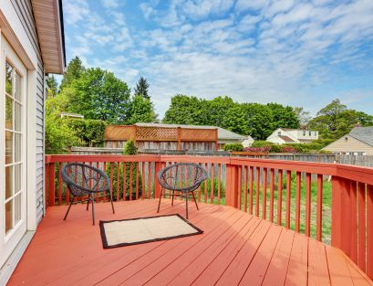 Baltimore deck restore, restoring a deck in Baltimore