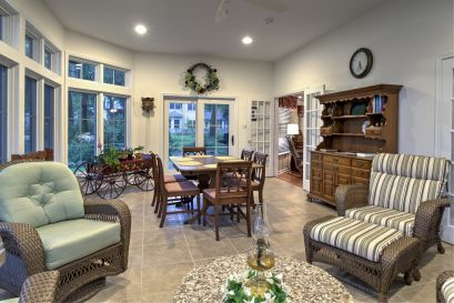 Baltimore Florida room, sunroom, build a sunroom