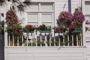 balcony deck, signs of damage, how to inspect your balcony