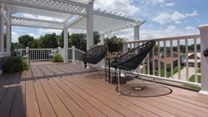 timbertech, composite decking brands, composite deck