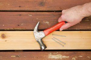 Howard County deck repair, repairing decks, deck refinish