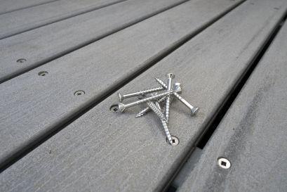buy composite decking, install composite decking, vinyl railing