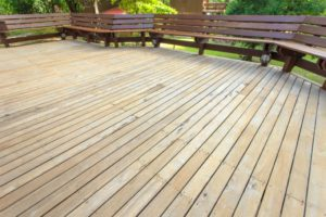 natural wood deck revival, repairing a wooden deck, Deck Ready service