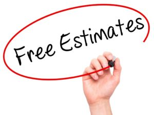 new deck pricing, get a free estimate for your deck
