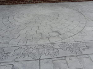 pavers, concrete design ideas, stamped concrete ideas