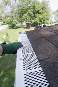 gutter guard, benefits of using a gutter guard
