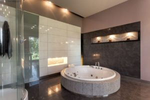 bathroom lighting. accent lighting. bathroom remodeling ideas