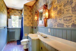 bathroom lighting. bathroom remodeling. install new bathroom lighting