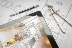 construction technology. home remodeling advancements. takeoffs