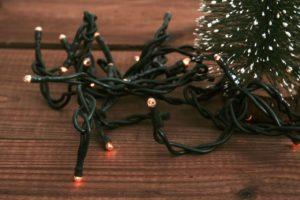 holiday lights, string lights, holiday decorating
