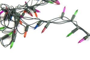 holiday lights, hang Christmas lights, holiday decorations