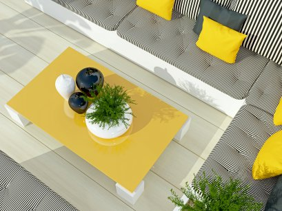 outdoor entertaining. how to entertain outside. deck and patio design