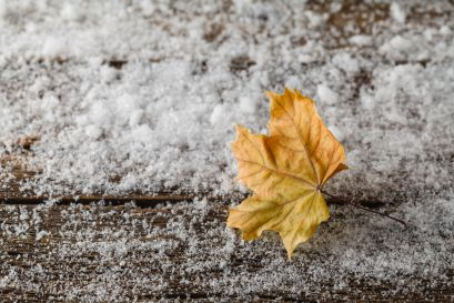 remove ice on your deck, prevent slippery winter deck surface