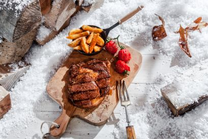 winter grilling, how to grill in the winter