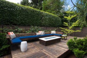 backyard privacy, back deck, outdoor living, privacy screens