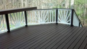 deck colors, dark brown deck stain, earthen deck paint