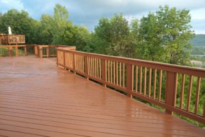 deck staining, deck refinishing, deck ready service