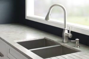 modern faucet, antimicrobial faucet, kitchen remodeling