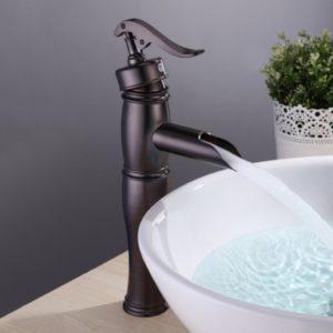 modern faucet, vintage faucet, renovate bathroom