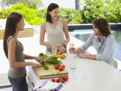 outdoor kitchen, outdoor living trends, outdoor dining