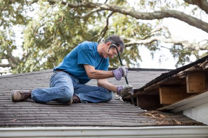 removing shingles, replace roof