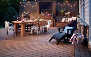 timbertech, trex transcend, decking brands