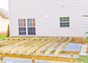 build a new deck, deck building, deck company