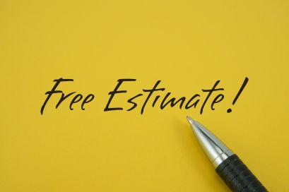 free estimate, free deck estimate, deck repair