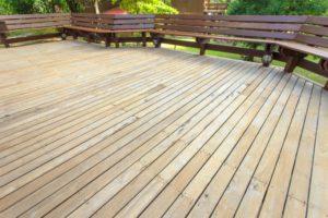 natural wood deck revival, repairing a wooden deck, Deck Ready service