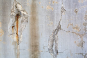 rust on concrete